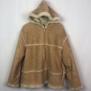 79a4891465328 Women Shearling Coats on Poshmark